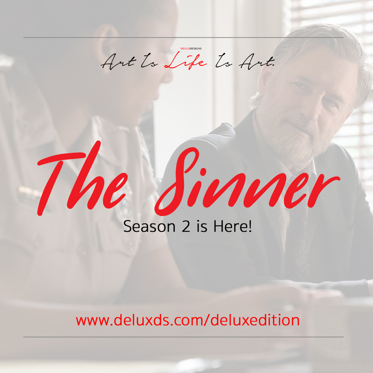 DeluxEdition - The Sinner (Season 2)